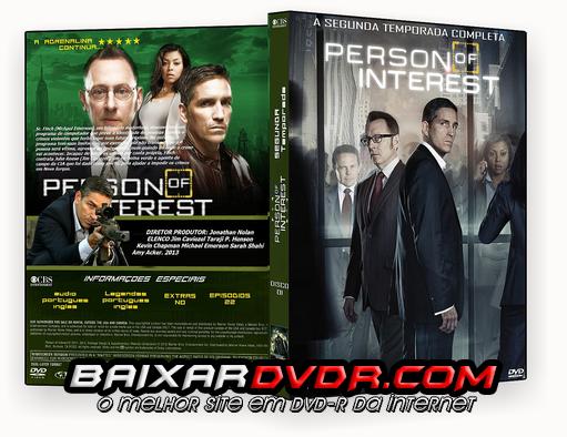 PERSON OF INTEREST – 2ª TEMPORADA COMPLETA DISCO 01 (2012) DUAL AUDIO DVD-R OFICIAL