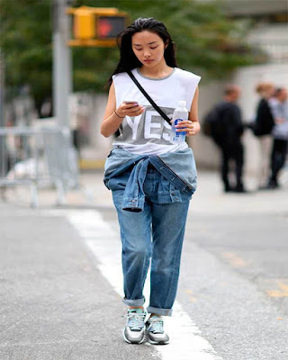 Outfit casual for teenage style korean