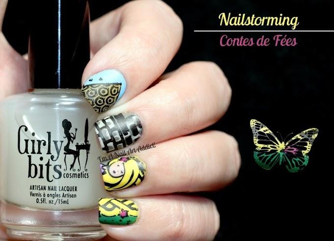 #Nailstorming // Fairytales