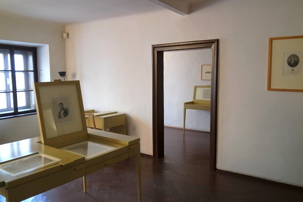 vienne appartement beethoven eroicahaus