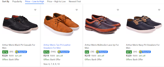budget shoes for men