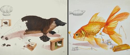 00-Ricardo-Solis-Surreal-Illustrations-of-Animals-in-Mid-Construction-www-designstack-co