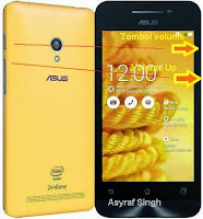 Hard Reset Asus Zenfone 4S A450CG