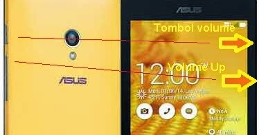 Cara Hard Reset Asus Zenfone 4S A450CG - Android Guide