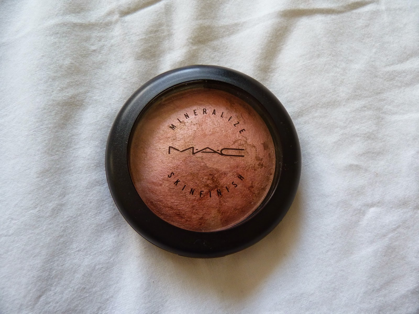 MAC Mineralize Skin Finish MSF Stereo Rose Blush Highlight