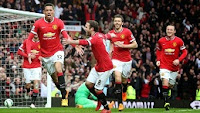 Chris Smalling warapped up a 4-2 victory for the hosts