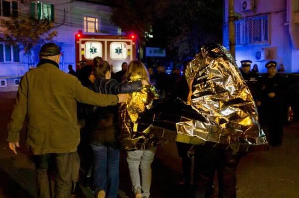 27 νεκροί σε συναυλία στην Ρουμανία