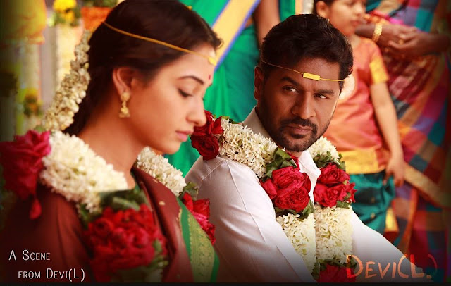Devi-L First look Official Teaser ,Trailer, Photo Stills  Prabhudeva | Tamannaah | Vijay