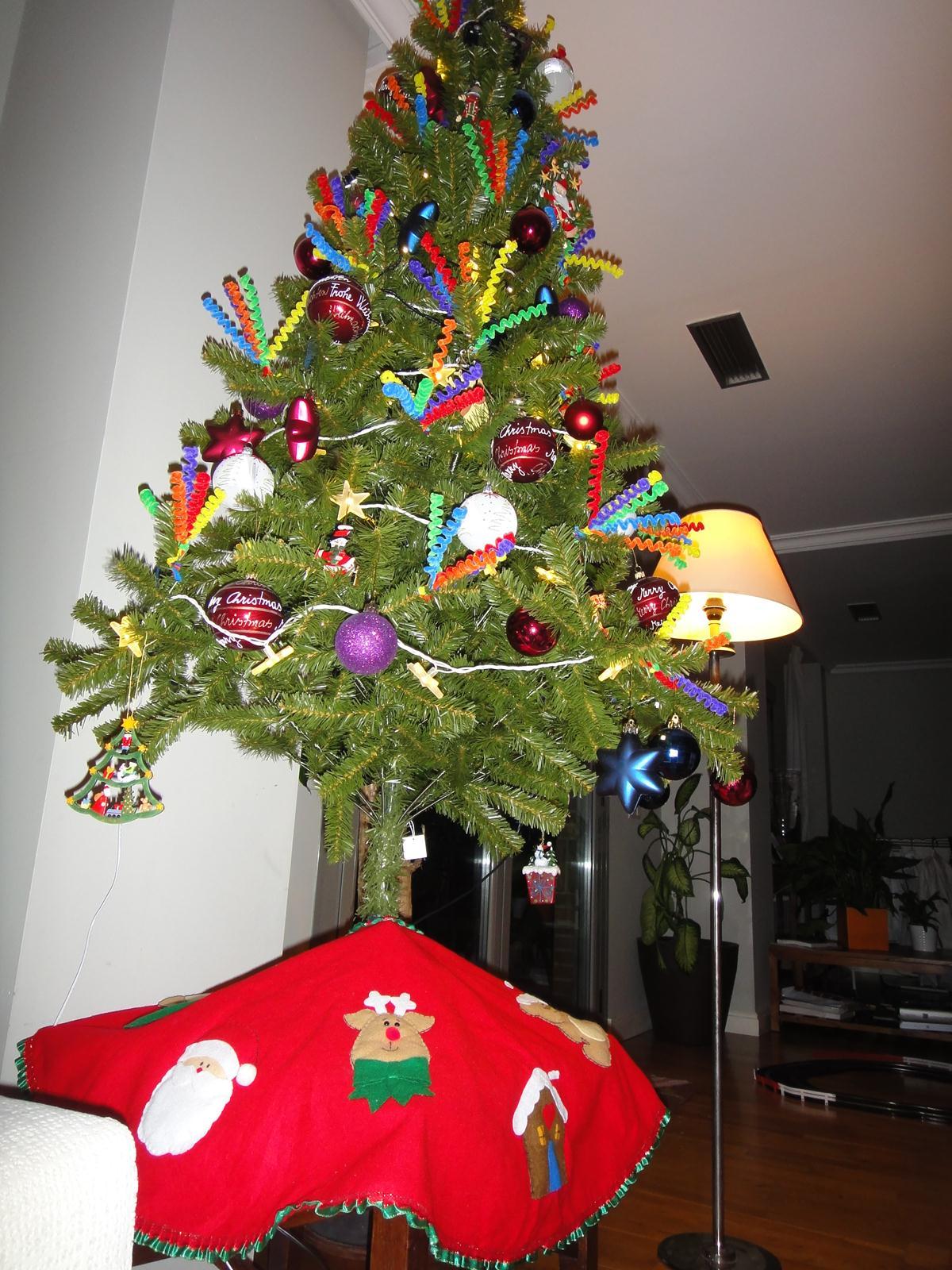 Fiestadecuquis: Pie de Árbol de Navidad