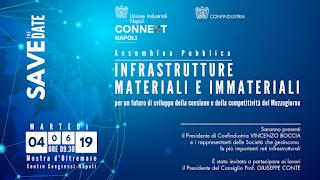 Infrastrutture materiali e immateriali