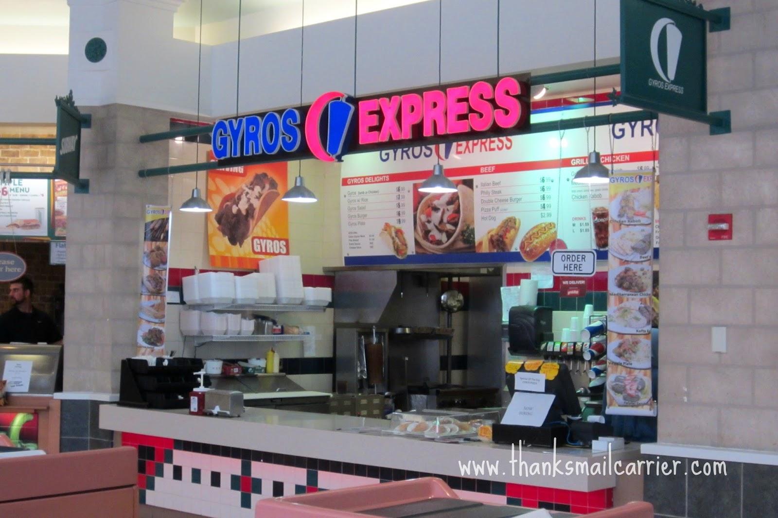 Gyros Express Madison