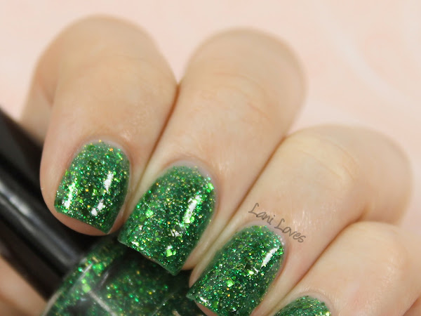 Pahlish Swatch Spam!