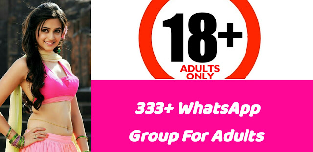 333+ WhatsApp Group For Adults