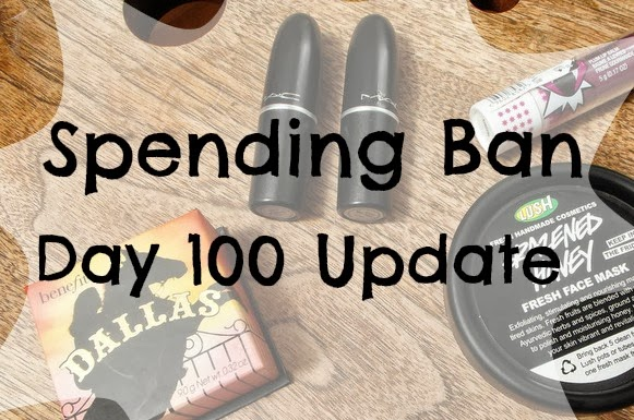 beauty spending ban post