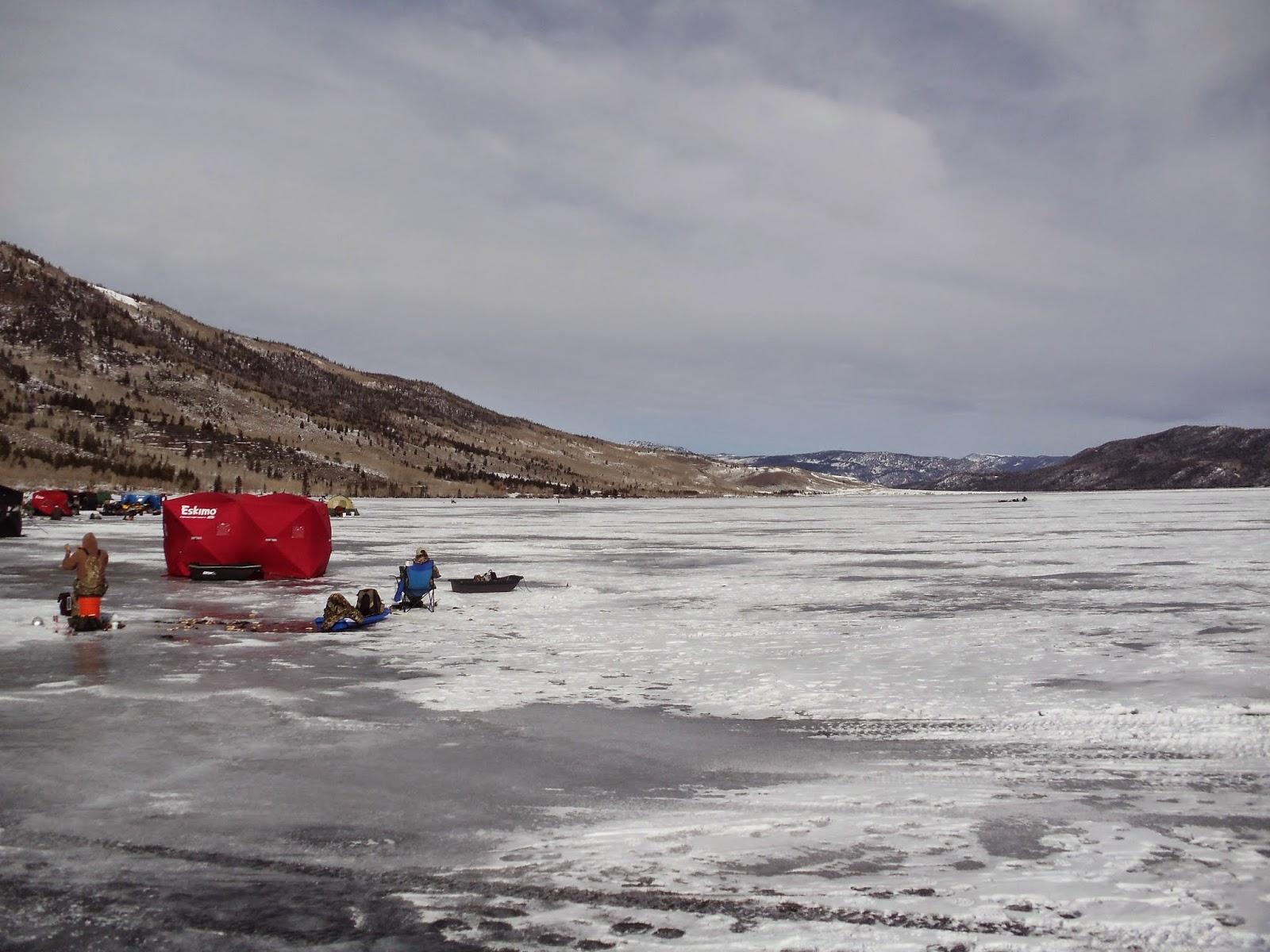 Utah Fisherman: January 2015
