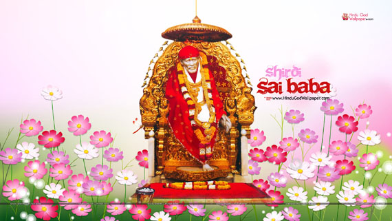 Top 10 Sai Baba HD Wallpapers Images Photos Free Download