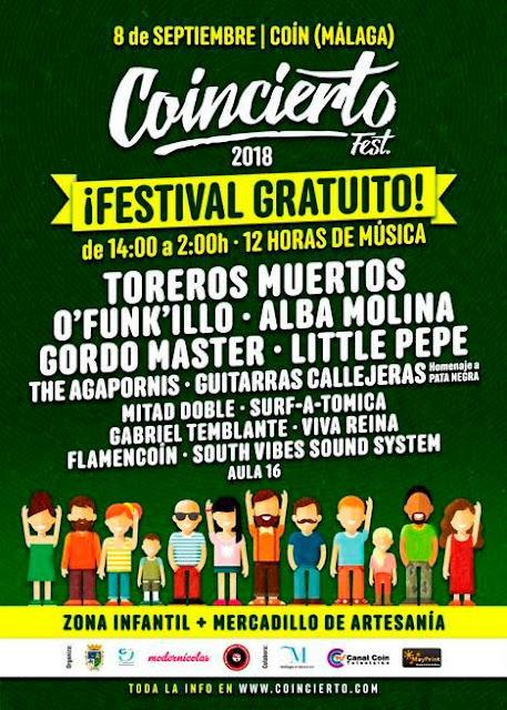 Coincierto Festival 2018