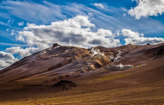 Námafjall Islande Roadtrip