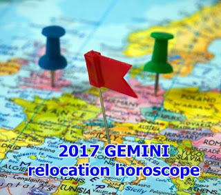 2017 GEMINI relocation horoscope love money health