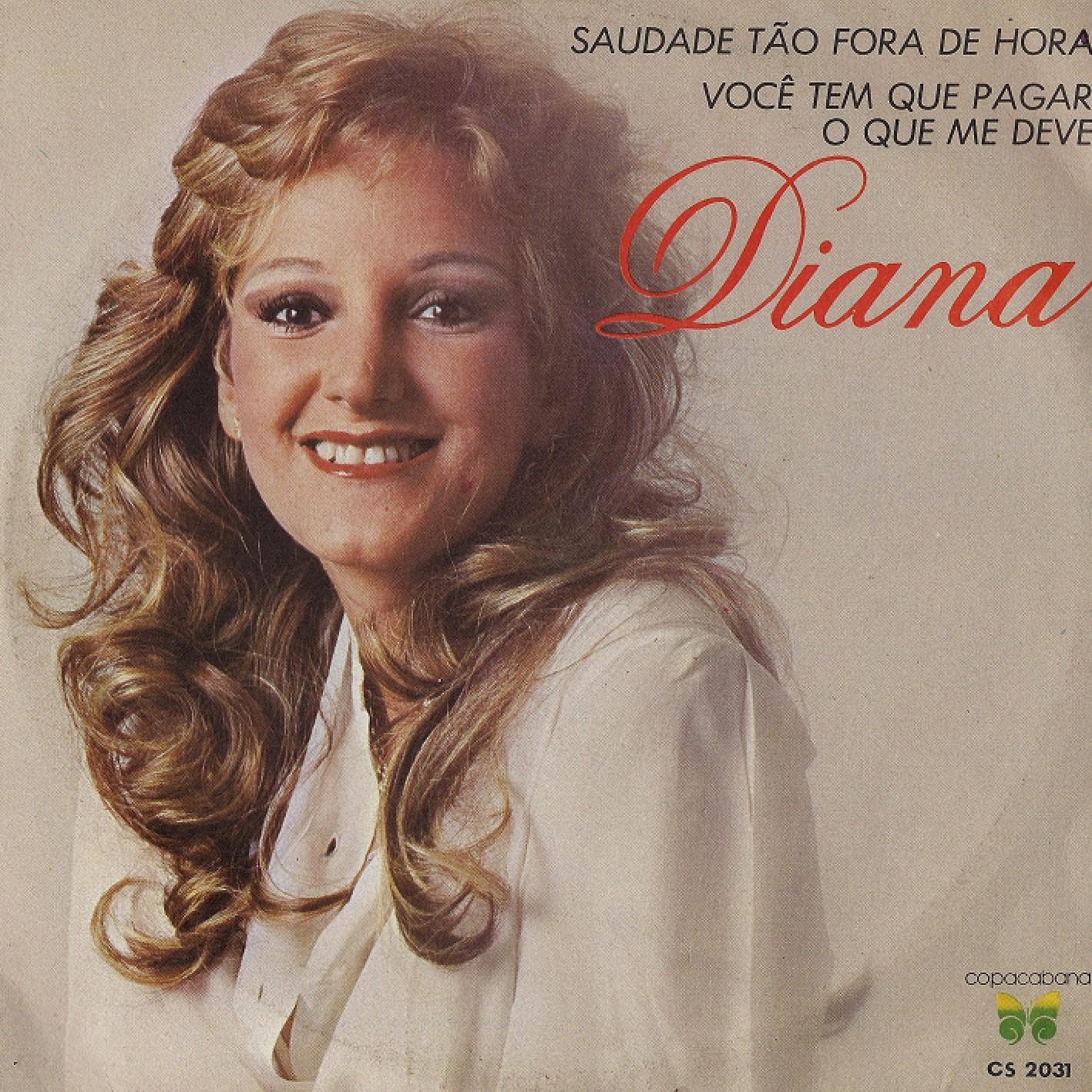 o cd da cantora diana jovem guarda