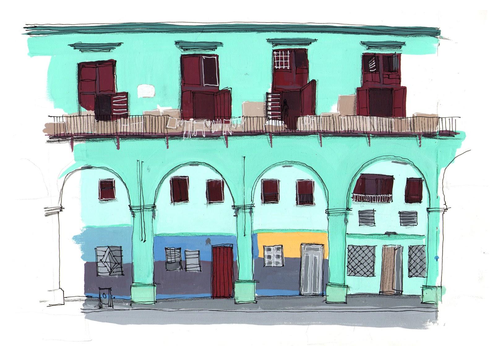 Cuba | Urban Sketchers