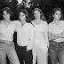 Acompanhe o interessante envelhecimento dessas irmãs que tiraram fotos juntas por 40 anos