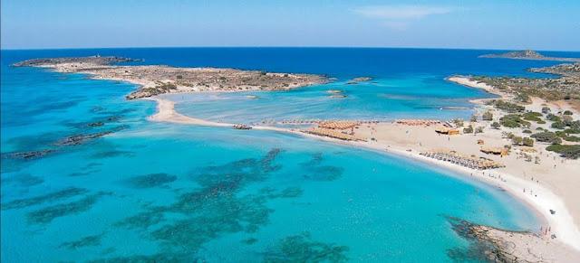 Inofrmacije o izletu na Elafonisi, Krit
