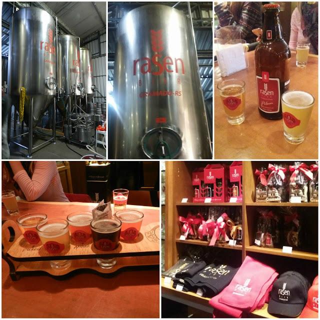10 atrações e passeios para curtir Gramado - Cervejaria Rasen