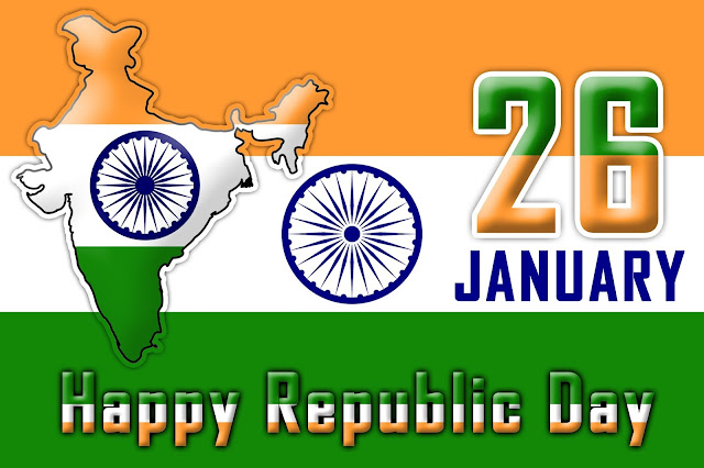 Beautiful and Patriotic Happy Republic Day Wishes