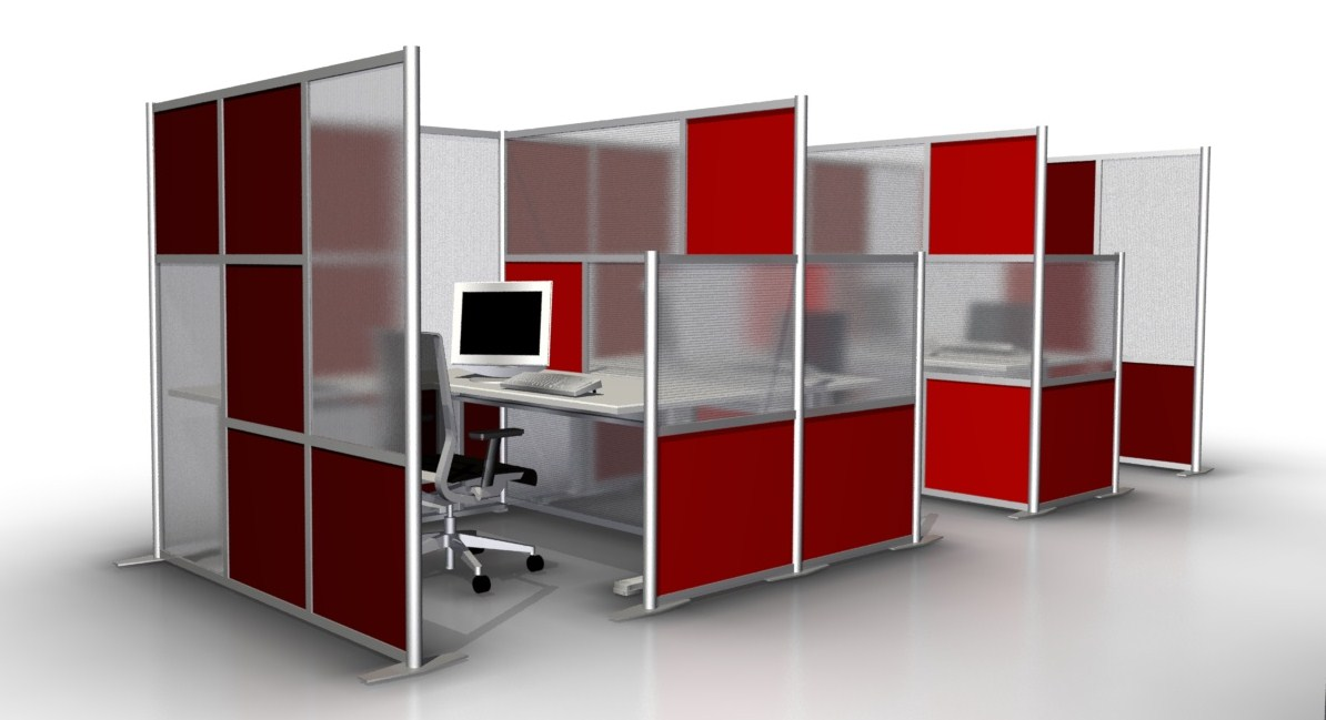 Idivide Modern Modular Office Partitions Amp Room Dividers