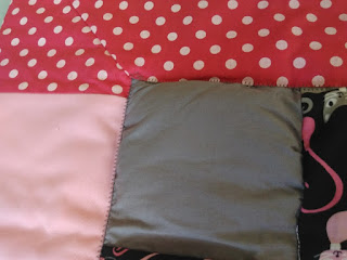 Bulle&Funambule-Couvre-lits garnis en laine de brebis