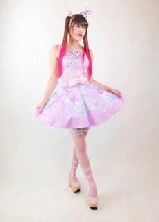 mintyfrills fashion valentine harajuku pretty kawaiigoods