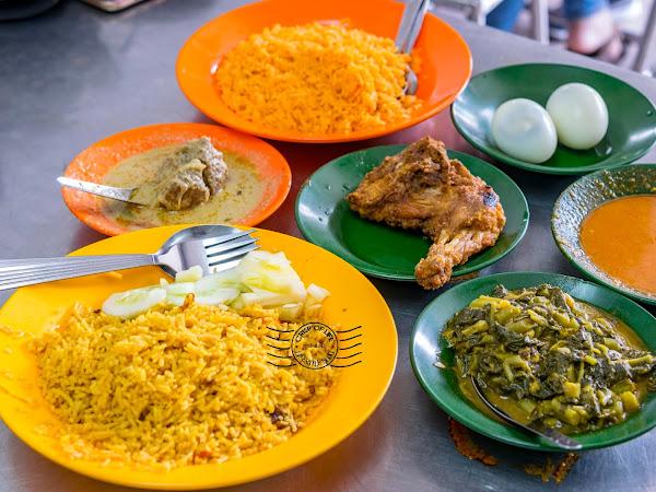 Tajuddin Hussain Restaurant @ Queens Street, Georgetown, Penang