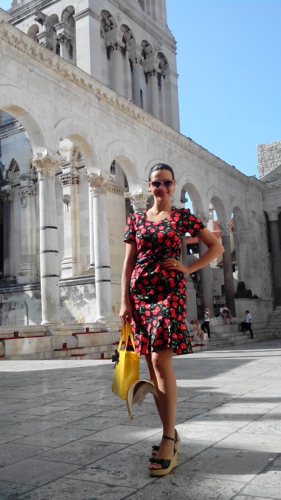 How to Find Best Photo Worthy/ Instagrammble Places in Split City, Croatia?  (part 1)