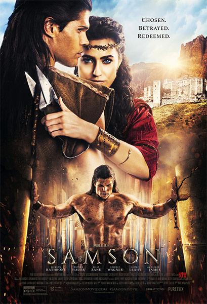 Sansón (HD 720p, HD 1080p y Español- Inglés, 2018) poster box code