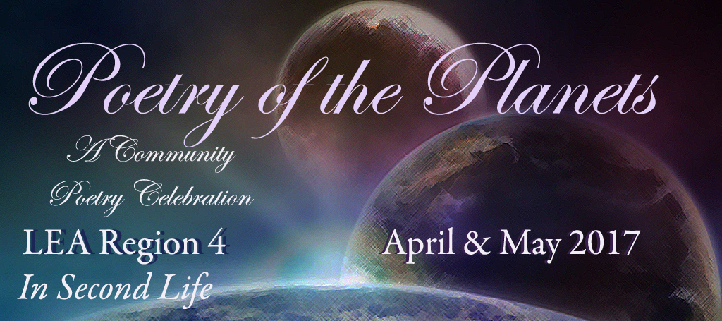 Poetry of the Planets - Second Life