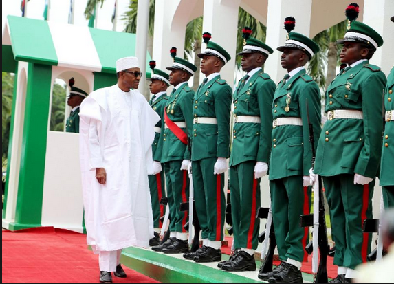Nigerian 56th Independence Day:  Army To Conduct Show Of Force Parade In Maiduguri