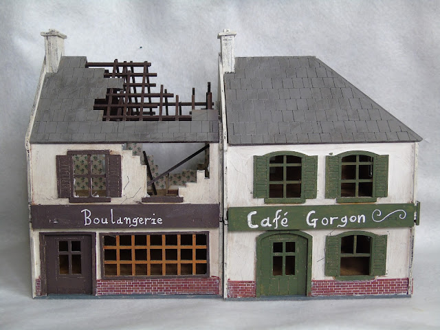 painted sarissa buildings normandy