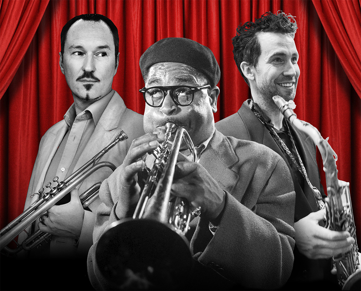 9f2cf89b6451 Intervju angående Dizzy Gillespie 100 år   Stockholms Jazzblogg