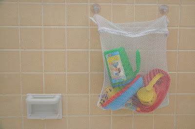 Bath Toy Drying Solution
