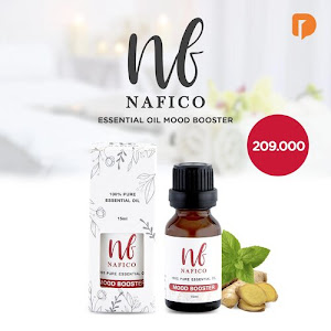 Nafico Essential Oil Mood Booster