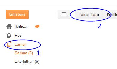 Cara Membuat Daftar Isi Otomatis Berdasarkan Label di Blog