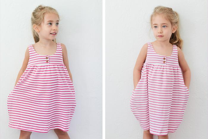 comfy knit dress tutorial / LBG STUDIO