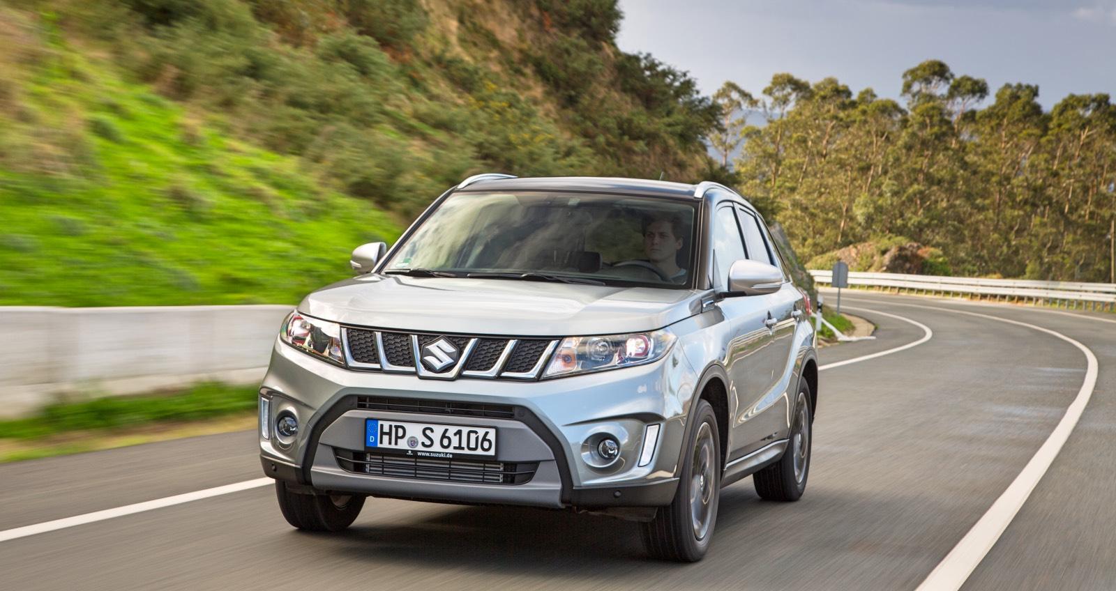 Suzuki Vitara S - Vom Spaßauto zum Lifestyle SUV | Fahrspass24