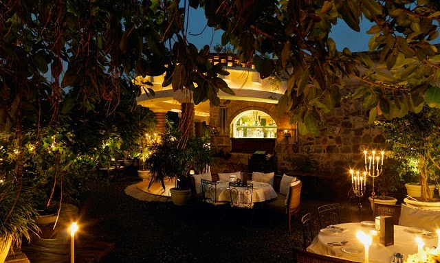 Magique Restaurant - Garden of five senses in New Delhi