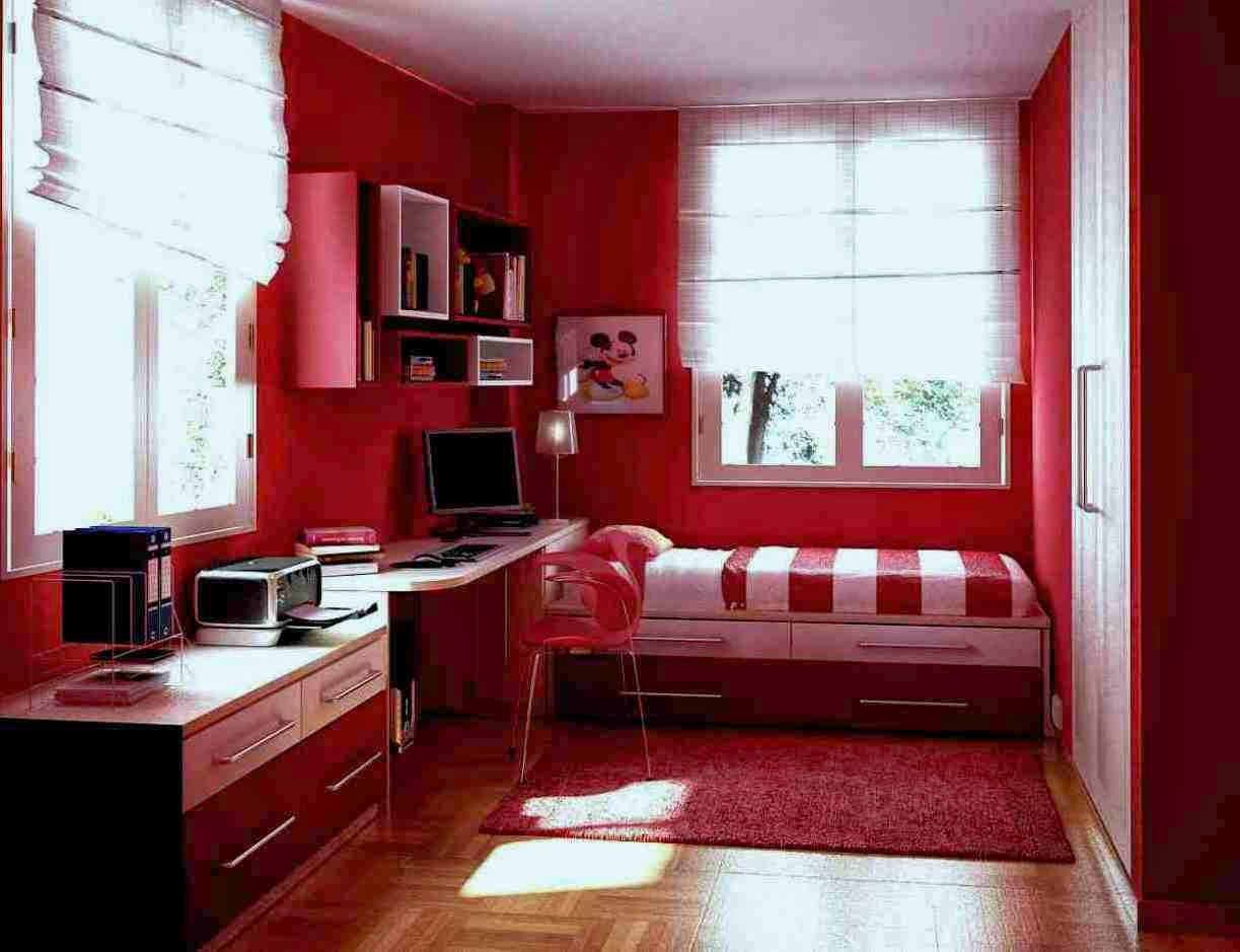 19 Photos And Designs Wallpaper Ideas For Small Bedrooms