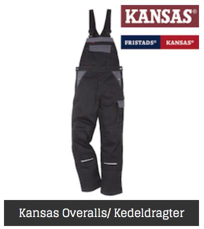 Kansas arbejdsoveralls