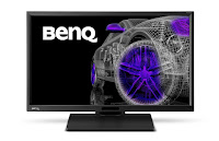 BenQ BL2420PT ディスプレイ