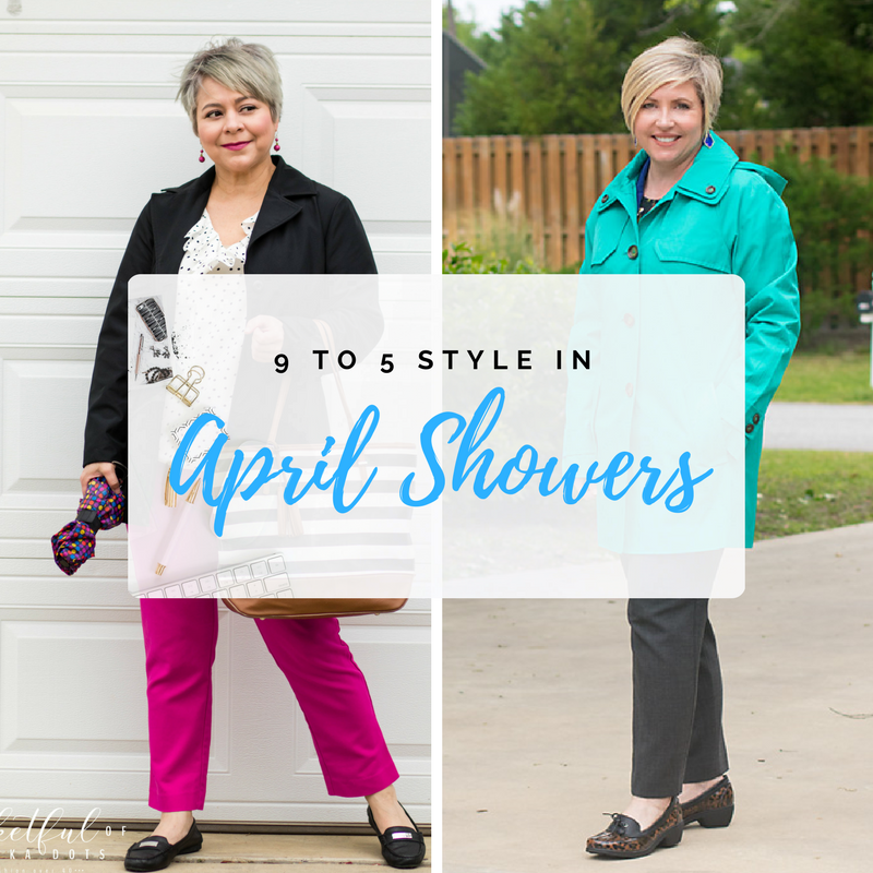 9 to 5 Style- April Showers