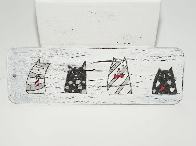 zakładka-do-książek-koty-czarne-kotki